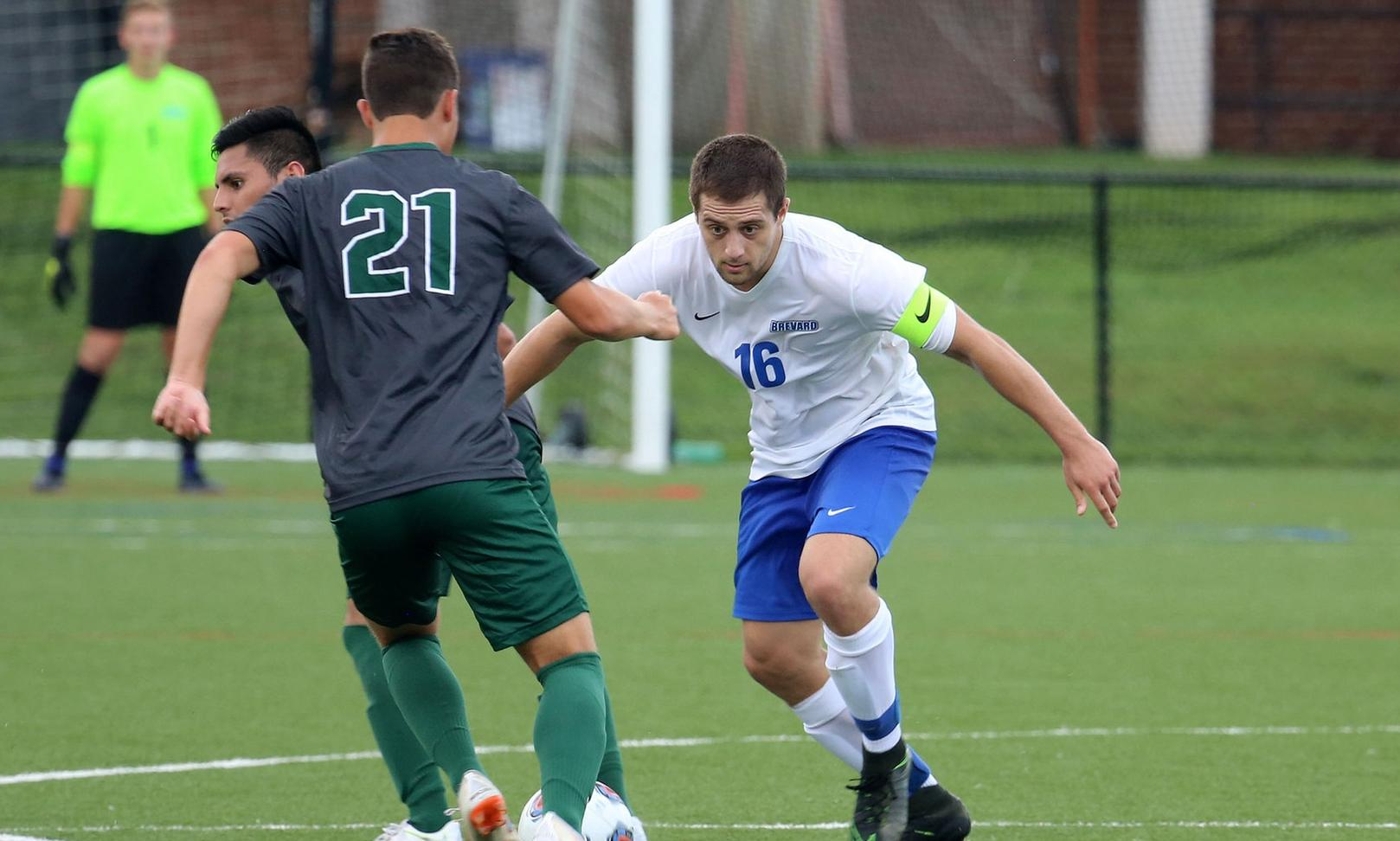 Tornados Drop Conference Match to NC Wesleyan