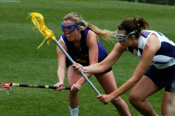 #10 Williams Women's Lax Edges #17 UMW, 9-8