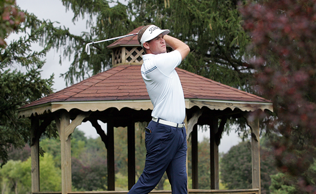 Trine in Third Place After First MIAA Spring Qualifier