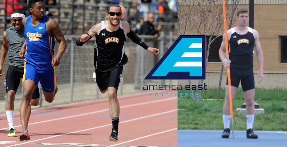 Trio of Retriever Athletes Earn America East Track and Field Weekly Awards