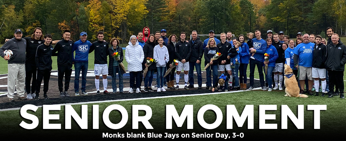 Monks Best Blue Jays, 3-0