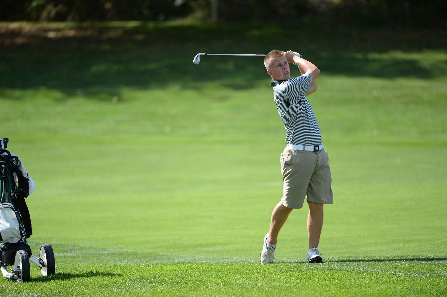 Maisel Shoots 74, Finishes Tied for 13th at Mason-Dixon Collegiate Classic