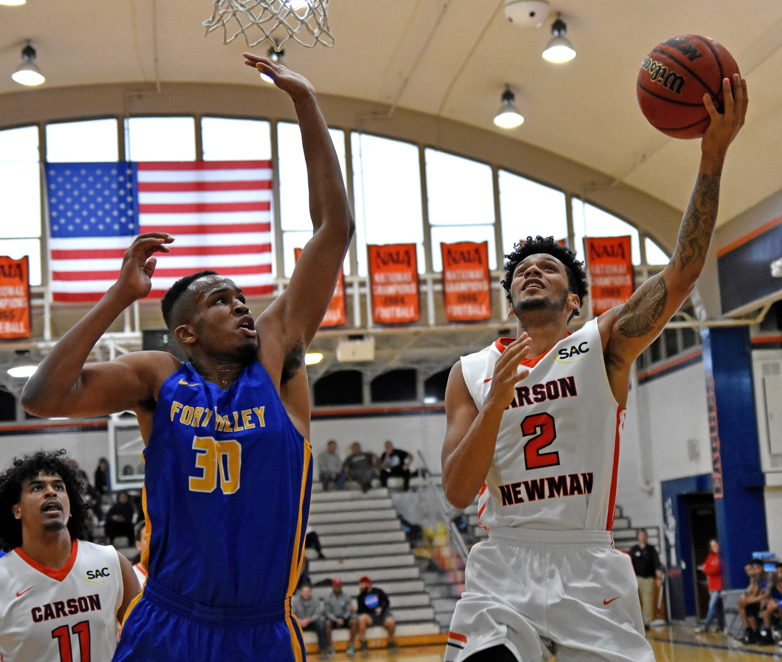 Carson-Newman takes aim at first SAC win at Coker