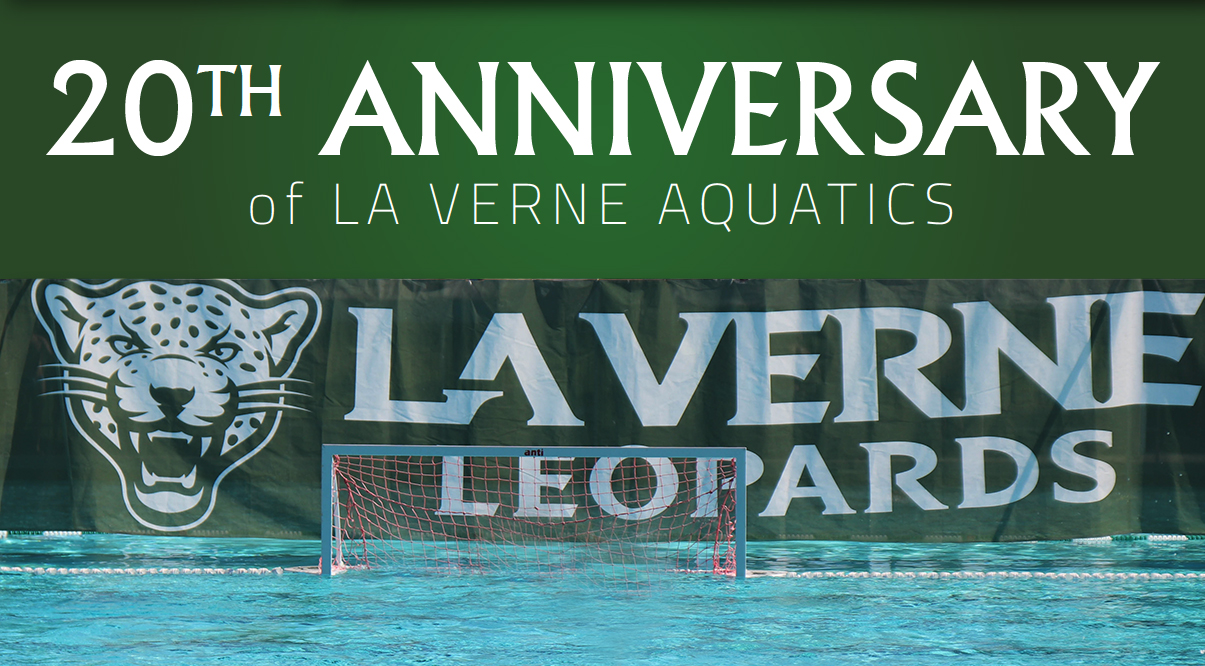 La Verne Aquatics 20th Anniversary: SAVE THE DATE