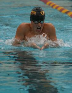 Both Athenas and Stags Get Win Over Pomona-Pitzer In Final Home Meet