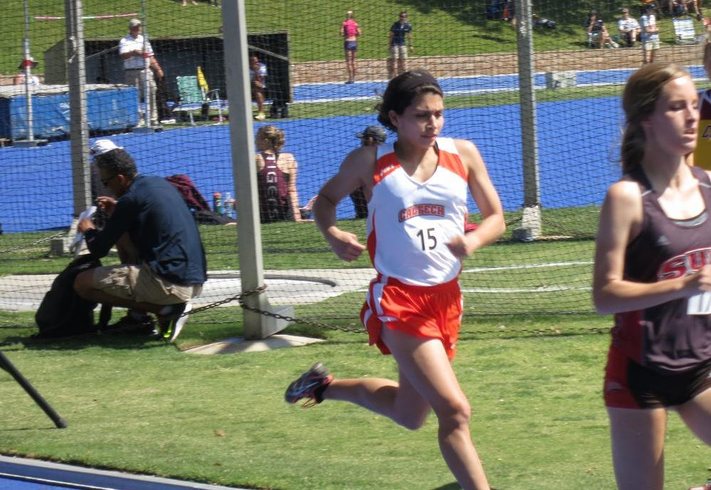 Senior Profile: Stephanie Reynolds - Cross Country, Track and Field