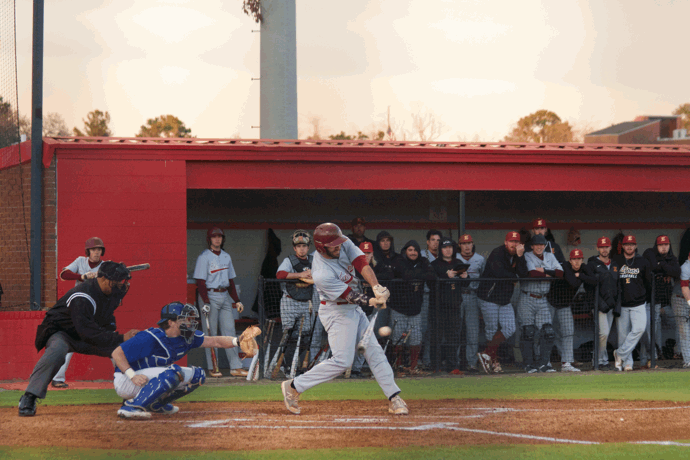 Baseball Kicks off Season with Win Against Albany State