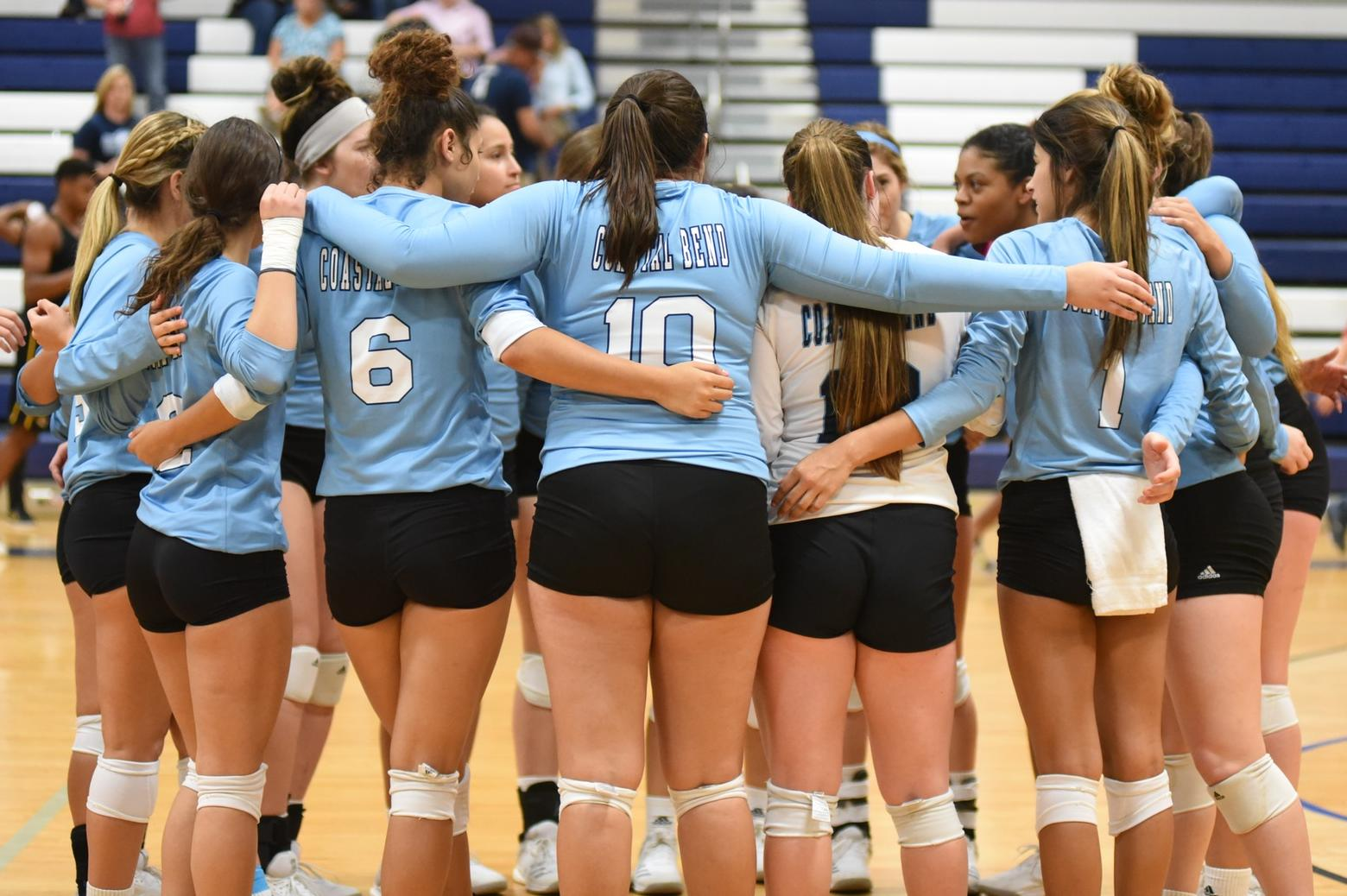 Volleyball Historic Season Hits Another Milestone With Win Over Wharton County