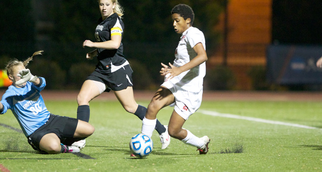 Dupuy Sends LC Women to Victory in NCAA First-Round