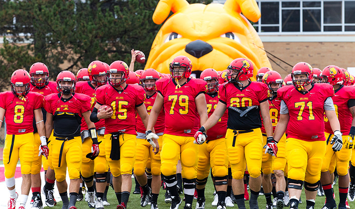 Ferris State Football Returns Home To Host Wayne State This Saturday