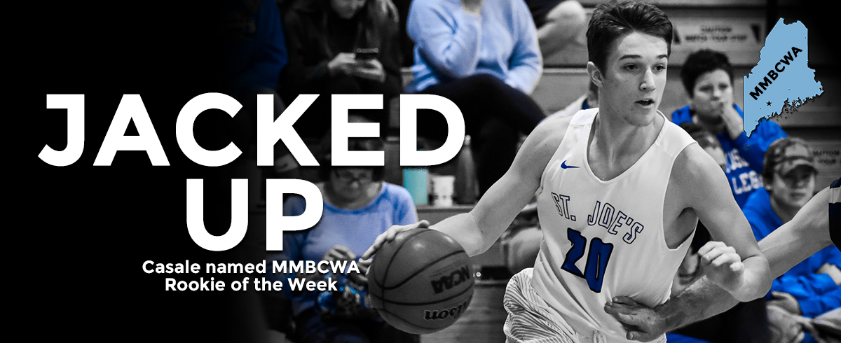 Casale Selected as MMBCWA Rookie of the Week