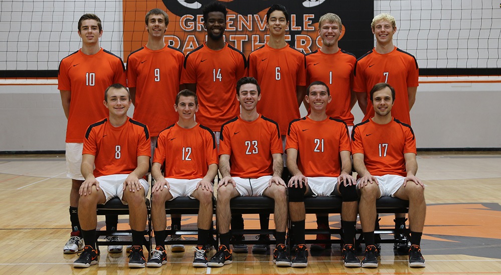 Men's volleyball opens with pair of wins