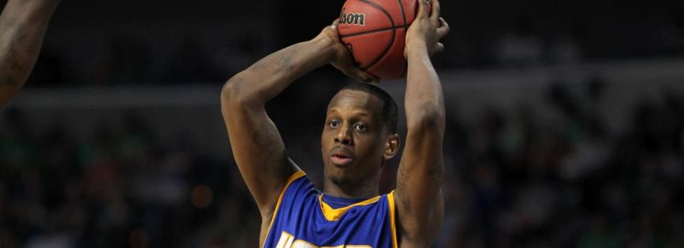 UC Santa Barbara's James Nunnally. (AP Photo/Chris O'Meara)