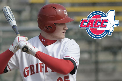 KNIPE, McCARTHY CLAIM CACC BASEBALL WEEKLY AWARDS