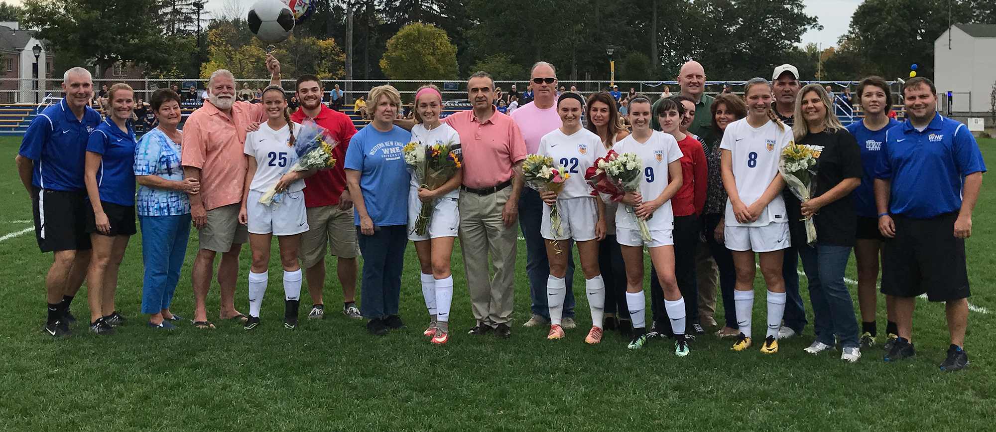 Western New England Tops Nichols With Late Goals on Senior Day, 2-0