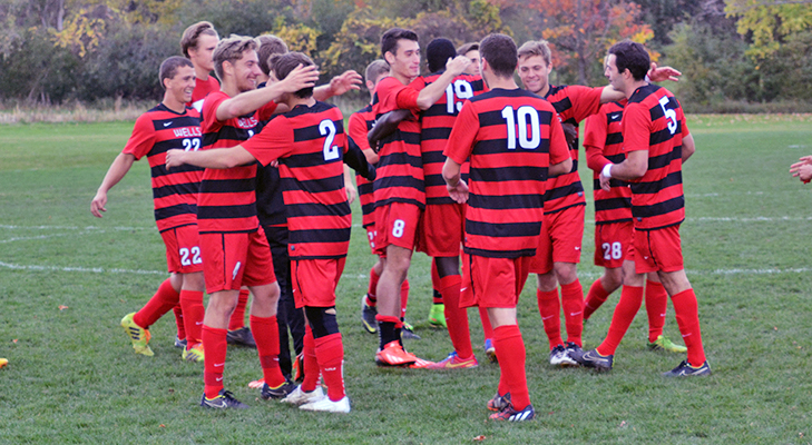 Men's Soccer To Host NEAC Playoff Game This Saturday