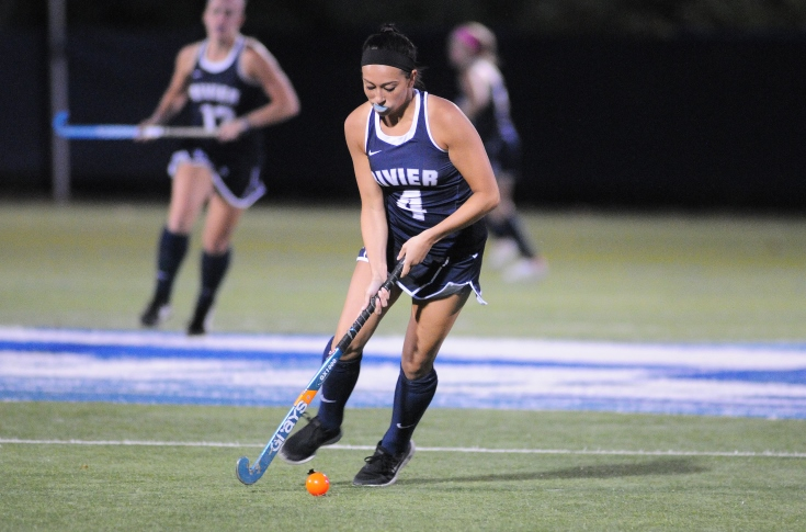Field Hockey: Fraser scores her first of the season in 2-1 loss at Elms