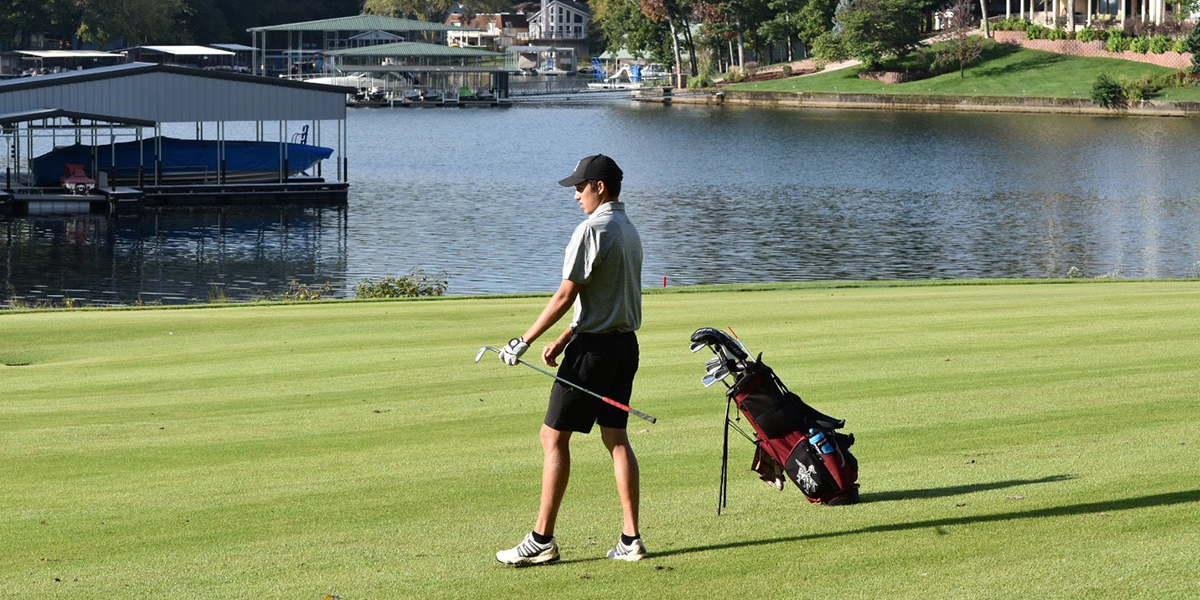 Evangel Men's Golf End Fall Season Thursday at Baker Invitational