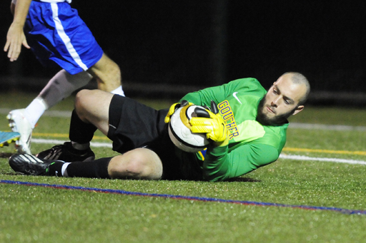 Bay's Tap-In Goal in 54th Minute Lifts Gophers Past Bullets