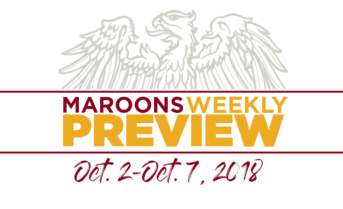 UChicago Athletics Preview: October 2-7