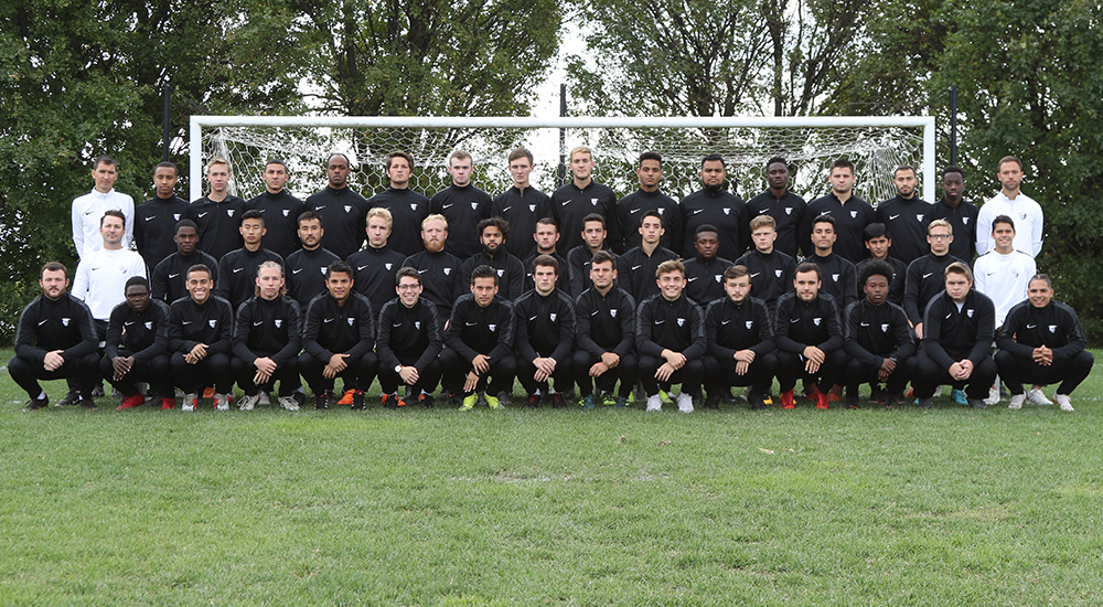 Men's soccer heads to SLIAC championship with win in PK's