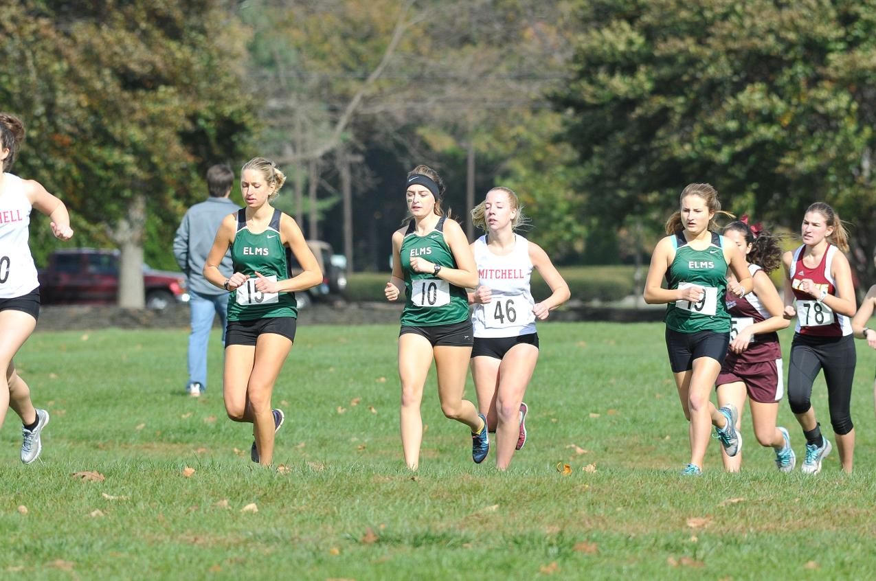 The Elms College Women's & Men's Cross Country Programs opened up their 2014 campaigns at the Misericordia University Invitational.