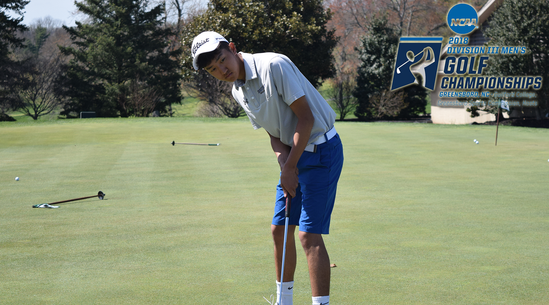 Men's Golf Gears Up for 2018 NCAA Division III Championships