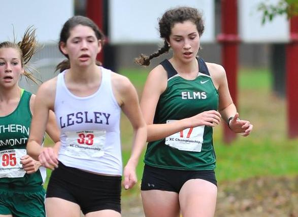 Women's Cross Country Voted Second in NECC Preseason Poll