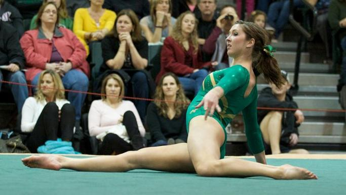 McCARTNEY ADVANCES TO NCAA CHAMPIONSHIPS IN THE ALL-AROUND