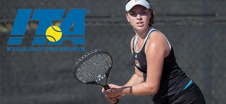 Oxy Women's Tennis Named ITA All-Academic Team