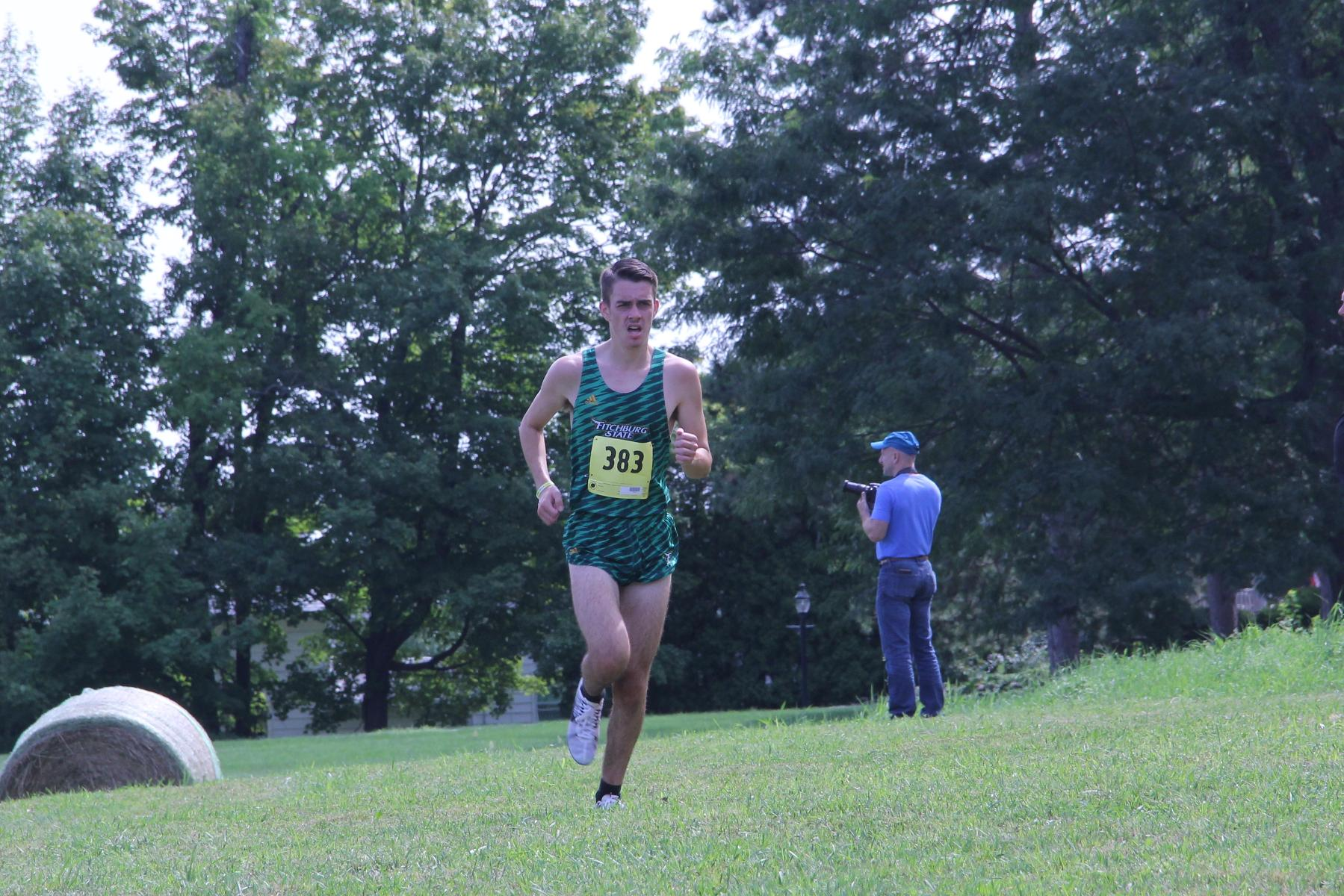 Fitchburg State Soars At Saints Invitational