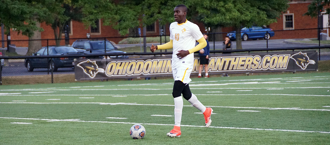Men's Soccer Hits The Pitch Saturday Afternoon Against Lake Erie