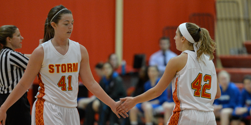 Simpson women look to rebound at rival Central