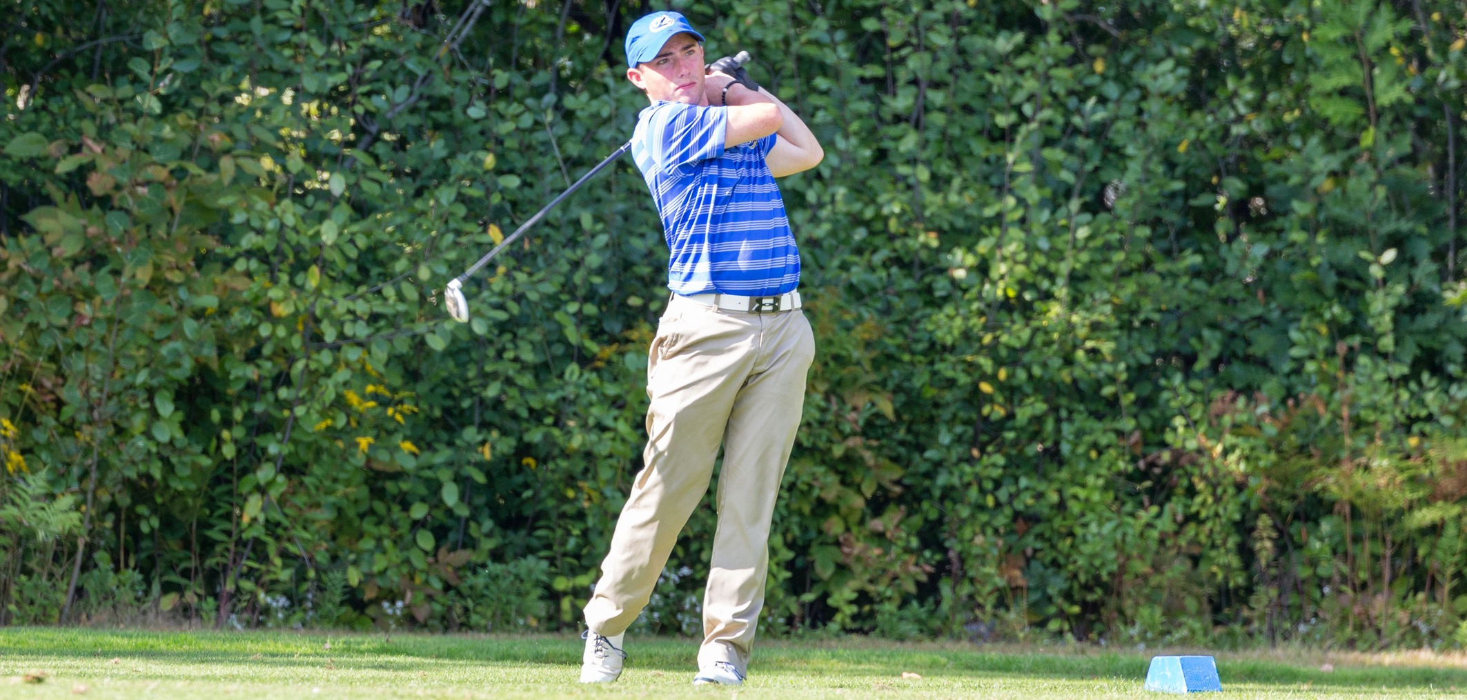 Golf Competes at the McDaniel Invitational