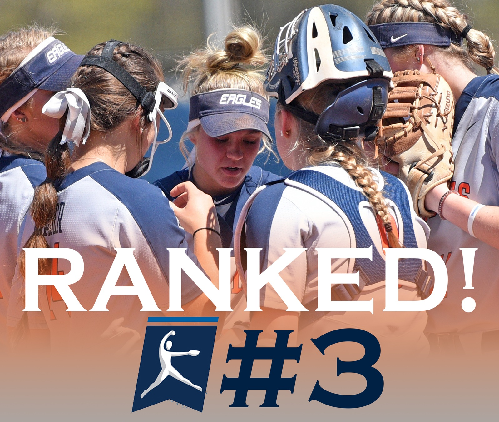 Softball lands in third in initial region rankings