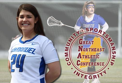 WHITE EARNS GNAC ALL-CONFERENCE HONORS FOR THIRD STRAIGHT YEAR