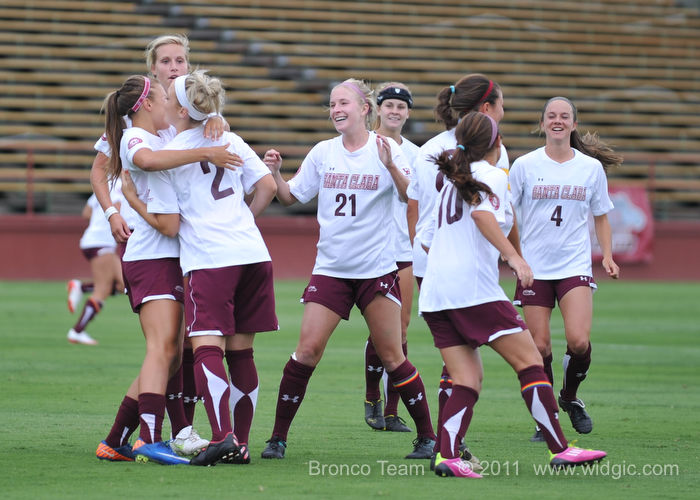 Women's Soccer Wrap-Ups Spring Season This Weekend vs. Stanford and Fresno State