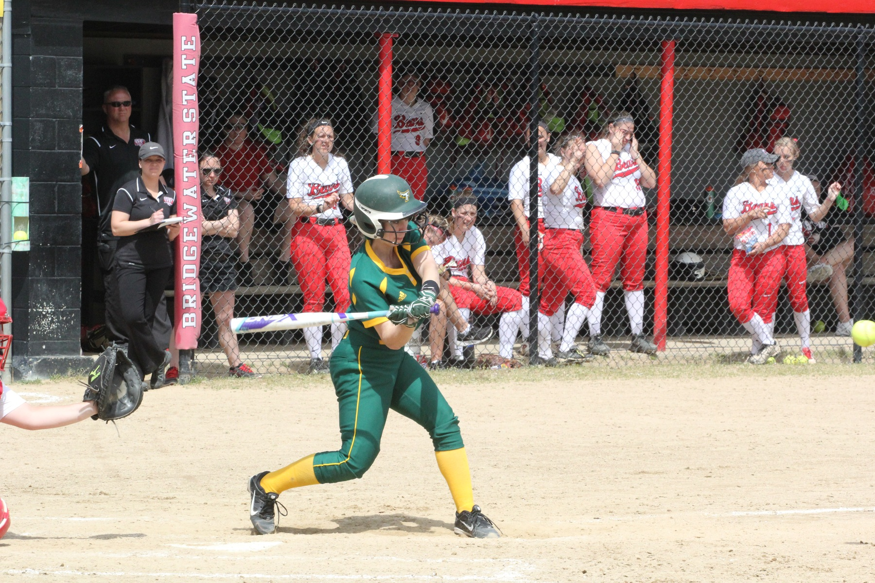 Fitchburg State Swept By Worcester State