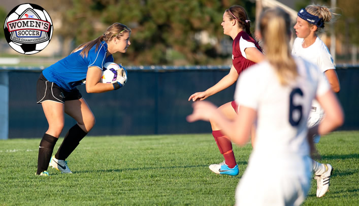 Women's Soccer Ends Season in WIAC Semifinals