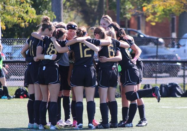 Women's Soccer Looks to Take the Next Step