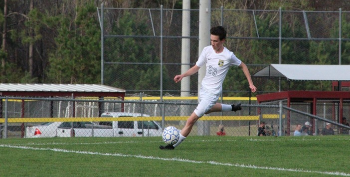 Ware JV Soccer Team Drops Match with Coffee