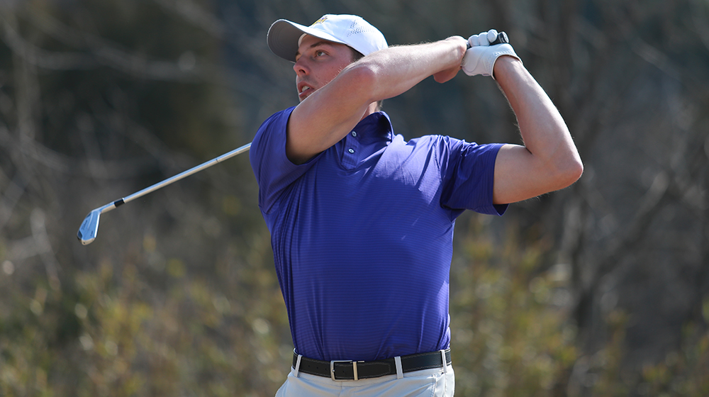 Golden Eagles tie for fifth at Bobby Nichols Intercollegiate behind season-low marks