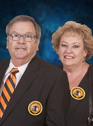 Gary and Sheila Locke full bio