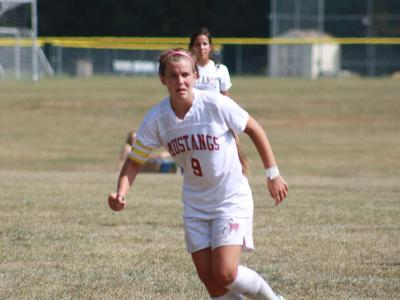 Women's Soccer: Defeated by Cougars 1-3