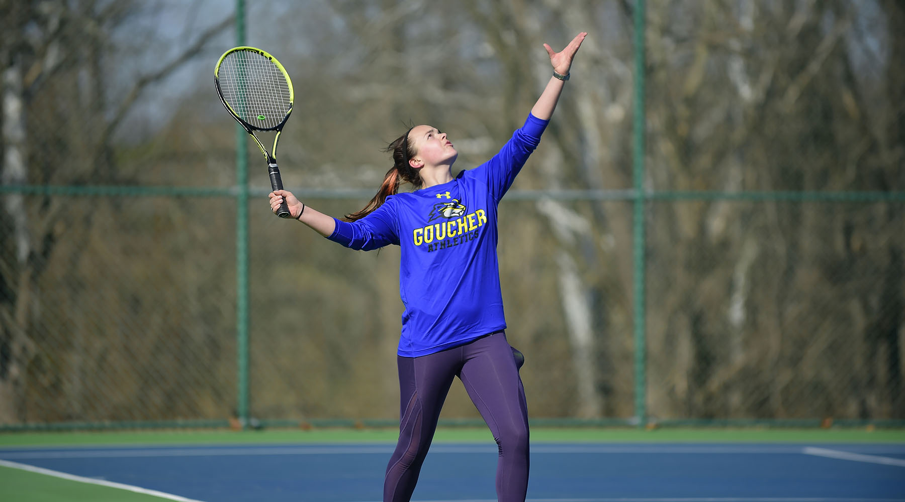 Women's Tennis Ends Fall Campaign with 8-1 win at York