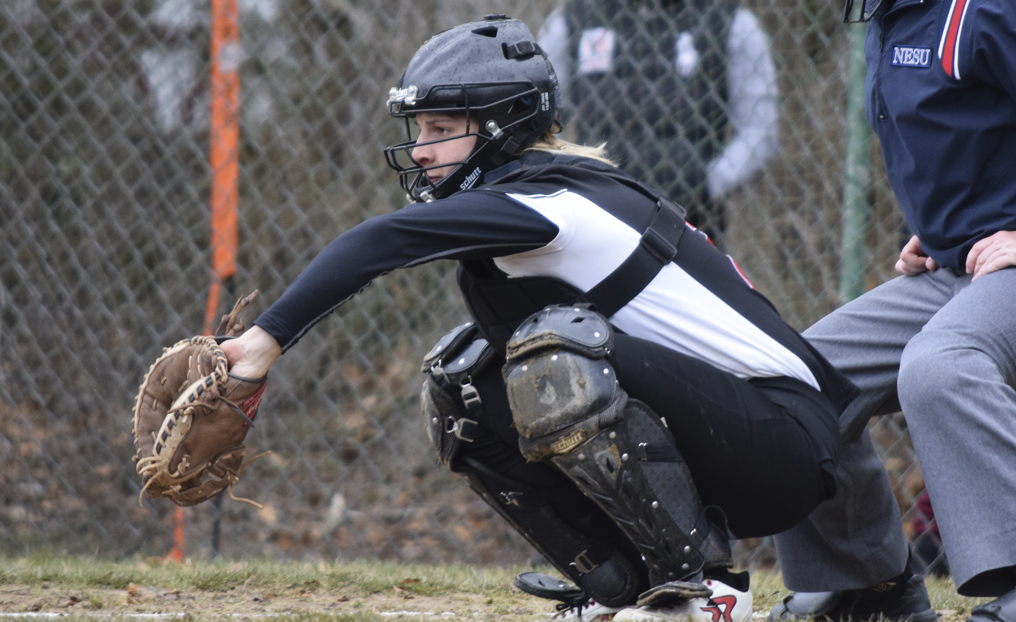 Newbury Takes Two From Softball