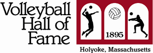 Volleyball Hall of Fame Logo