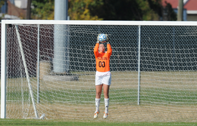 Conrad, Nestor highlight All-CAC women's soccer selections; six Sea Gulls honored