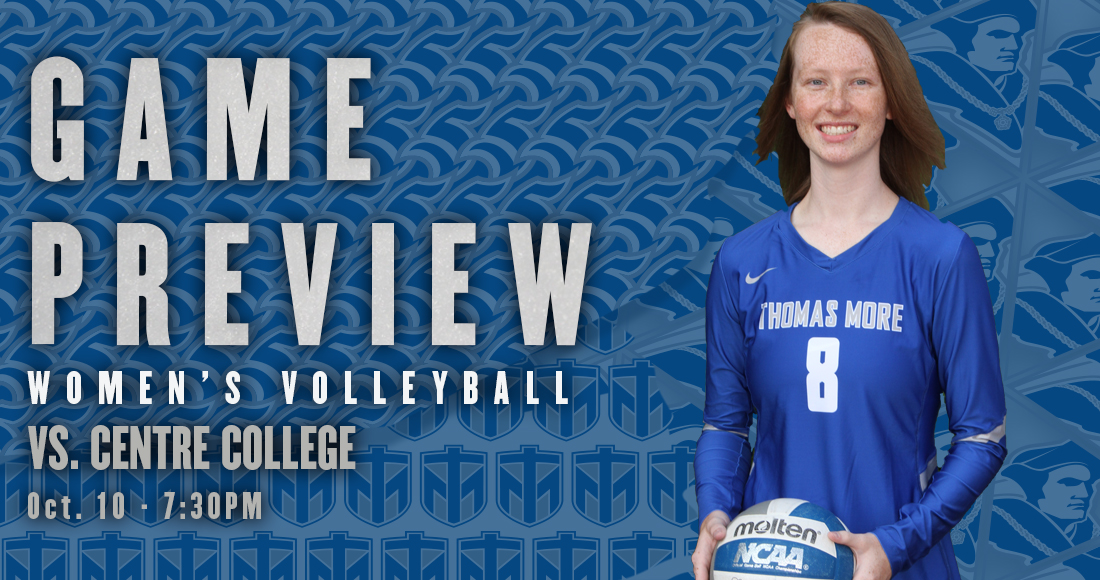 Women's Volleyball Hosts Centre Wednesday Night