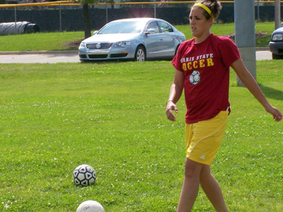 Nasturzio Joins Women's Soccer Coaching Staff